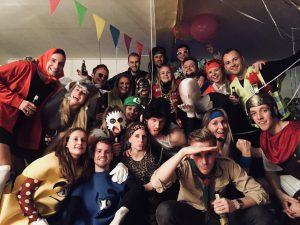 feestjes en narcolepsie